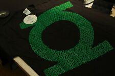 DC Comics Originals Green Lantern Multiple Logo Tee T-Shirt (New, Black, Medium)