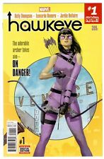 HAWKEYE Vol.5 #1(2/17)KATE BISHOP(1:RAMONE WATTS(*ALLOY)AVENGERS(CGC IT)9.8(HOT)