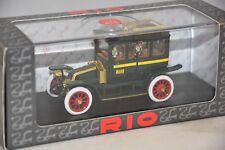 RIO 4548 - Renault Tipo X Taxi vert - 1907   1/43