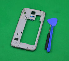 Middle Frame Housing Bezel Camera Cover For Samsung Galaxy S5 Neo G903 G903F