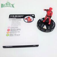 Heroclix Avengers: Black Panther & Illuminati AIM Red Squad #005 Common w/card!