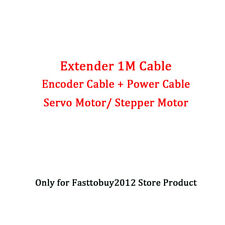 Extender 1M Cable for Servo / Stepper Encoder Cable + Power Cable