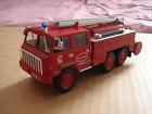 ixo camion pompier berliet F F 6X6 pompe tonne