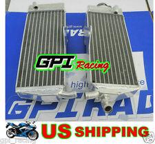 GPI ALUMINUM RADIATOR HONDA CR250R CR 250R CR250 1990 1991 90 91