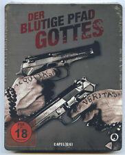 DER BLUTIGE PFAD GOTTES BLU-RAY STEELBOOK NEU & OVP GUN THE BOONDOCK SAINTS OOP