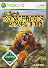 Cabela's Dangerous Adventures (X-Box360)