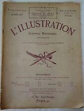 L'ILLUSTRATION n°4296 du 4 juillet 1925 / Assises au Maroc / Pub d'époque