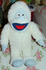 Build a Bear Bumble Abominable Snowman Yeti Monster Rudolph Plush Stuffed 18""
