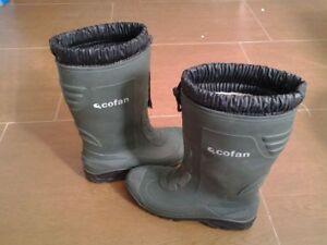 Rubber boot,botas de pesca ,gummistiefel, talla 44