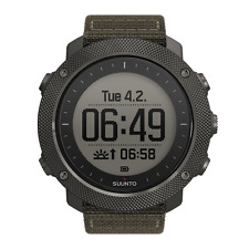 New Suunto Traverse Alpha Sport GPS Military Outdoor Unisex Watch SS022292000