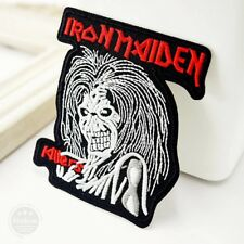 Iron Maiden - Killers (New) Sew On W-patch Jacket Wallets Shoes Shirts