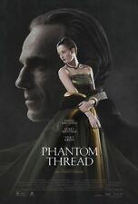 The Phantom Thread - original DS movie poster - 27x40 D/S Daniel Day-Lewis FINAL