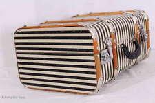 """VINTAGE! Wunderschöner Oldtimer Koffer Reisekoffer """"L"""" Antik Style / Beautyful"""