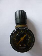 FESTO LR-1/8-S-7-B 150043 Druckluftventil Regelventil mit Manometer