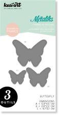 """Metaliks """"Kesi`Art""""  Stanzform Schmetterlinge Butterfly Dies"""