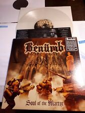 BENUMB soul of the martyr LP relapse grindcore nasum napalm death assuck