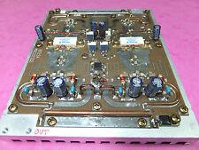 UHF TV LINEAR AMPLIFIER PALLET,  200-250W 28-32VDC, 14dB gain. 430-900MHz,
