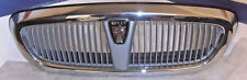 Genuine Rover 45 Chrome Front Grill Assembly Inc Badge New 1999 -2003  DHB102690