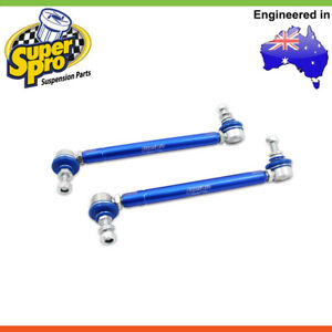 New * SuperPro *  Anti-roll Sway Bar Link Kit For PEUGEOT 206 2A/C inc Gti-Front