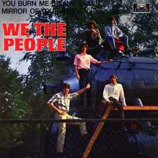 "WE THE PEOPLE ""YOU BURN ME UP & DOWN"" RE GREEN VINYL EP MINT"
