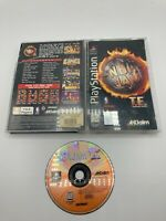 Sony PlayStation 1 PS1 CIB Complete Tested NBA Jam T.E. Long Box Ships Fast