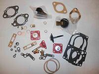 z.B Fiat 124 SC,Spider,132,Gasket,Service 34 EIES Solex Vergaser Reparatur Kit