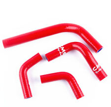 For Honda CRF250 CRF250X CRF250R 2004-2009 05 Silicone Radiator Hose Pipe Red