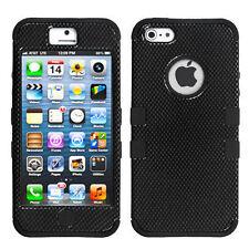 Mybat Carbon Fiber Cases & Covers for Apple Phones