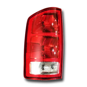 Fits 02-06 Dodge Ram 1500 2500 3500 Driver Left Side Tail Light Lamp Assembly LH