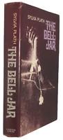 The Bell Jar Sylvia Plath 1971 Harper & Row Vintage Book Club Edition Hardcover