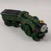 wooden thomas the tank engine trains brio emily & tender free delivery uk