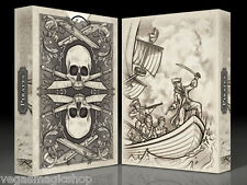Pirate Seven Seas Deck Playing Cards Poker Size USPCC Custom Limited Edition New