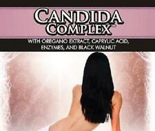 Candida Pills Thrush Yeast Infection Vaginal Odour Cleanser Parasite Tablets