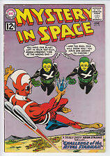 MYSTERY IN SPACE # 76 Adam Strange STARMAN 1962