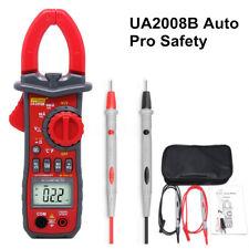 1000V UA2008B Dual Open Digital Clamp Multimeter Current Voltage Handheld Tester