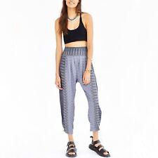 Ecoté Urban Outfitters High Elastic Waist Harem Pants Crop XS