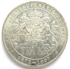 2 Kronen 1897, Schweden