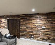 *Sold in SQ. FOOTAGE* RECLAIMED WOOD ACCENT WALLBOARDS FROM LUMBER