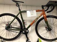 State Bicycles Thunderbird Singlespeed fixie urban gravel bike