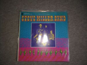 Steve Miller Band – Children Of The Future - Vinyl LP Album Record