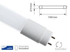 Tubo Led T8 G13 150cm 22W Caldo 3000K Chip Samsung Garanzia 5 Anni