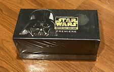 Star Wars CCG Premiere Starter Deck Box Limited Edition - Factory Sealed