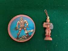 VINTAGE 1983 HE-MAN MASTERS OF THE UNIVERSE HAND SKILL GAME TOY LOT