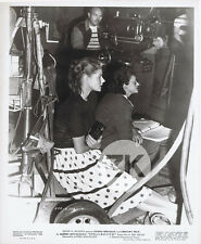 INGRID BERGMAN Photographe SPELLBOUND Camera HITCHCOCK Tournage Photo 1945