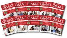 Manhattan GMAT Complete Set + GMAT Official Guide (Can also be sold separately)
