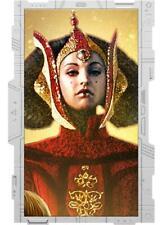 Topps Star Wars Card Trader CELEBRATION CHARACTER SPOTLIGHT SILVER Padme Amidala