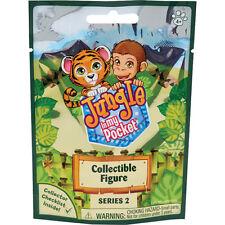 Jungle en mi bolsillo Bolsa Ciega Figura De Colección (serie 2) Nueva