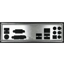 ATX Blende I/O shield ASRock B75 Pro3-M B75 Pro3 FM2A78M PRO4+ backplate #248 XH
