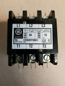 NEW CR353FF3BH1 GENERAL ELECTRIC