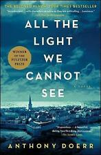 All the Light We Cannot See by Anthony Doerr (Paperback, 2017)